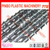 Único Bimetal Screw Barrel para Plastic Machinery