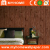 3D Wood Wall Paper Natural Design