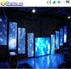 SMD de interior P12.5 Full Color LED Curtain con Mesh Design
