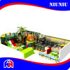 Slideの子供Amusement Equipment Forest Themed Indoor Playground