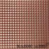 建物の壁の物質的な陶磁器の磁器の赤い金属の壁(600X600mm)