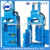 Pequeño equipo hidráulico vertical del embalaje de la máquina de la prensa