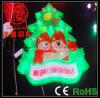 크리스마스 LED 펀던트 가벼운 끈 훈장
