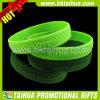 Bracelete agradável de venda quente do silicone 2014 (TH-band017)