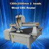 Cortadora de la carpintería del ranurador del CNC para el trabajo 3D