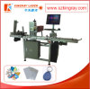 중국 Cards Flying Laser Marking Machine와 Engraving Machine 또는 Laser Marker Machine