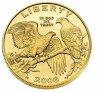 Латунная монетка металла сувенира 2014 (HS-T9007)