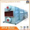 Brennholz-Dampfkessel Reismühle-Verbrauch-hölzerner China-Indusrial