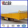 3 Radachse 900mm Removable Side Wall Flatbed Cargo Trailer