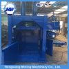 Machine hydraulique verticale de presse, presse électrique de papier de rebut (HW)