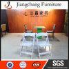 Nuevas sillas de plegamiento de la resina del estilo de la venta caliente (JC-RF07)