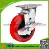 Mittlere Schwer-Aufgabe Industrial Swivel Caster mit Brake Wheel