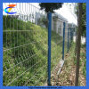 직류 전기를 통하는과 PVC Coated Welded Wire Mesh Fence