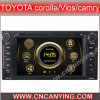 GPSのToyota CorollaまたはVios/Camry、Bluetoothのための特別なCar DVD Player。 (CY-6203)