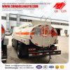 Carro del tanque de petróleo del euro 4 del almacén de la velocidad máxima 80km/H para la venta