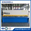 De Scherende Machine van uitstekende kwaliteit van de Plaat van het Metaal van Ce China (QC12Y-4X2500)