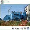 Производственная линия обработка Сборник-Металлургии пыли зернокомбайна (мешок и электростатическое) воздушных потоков