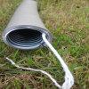 Linha de transmissão elétrica canalização do metal flexível