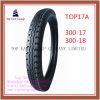 Lange Lebensdauer-Motorrad-inneres Gefäß des Nylon-6pr, Motorrad-Reifen mit Größe 300-17, 300-18,