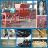 固体プラスチックかゴムまたは無駄の鋼鉄はまたはまたはタイヤか産業木または台所不用なか動物の骨のシュレッダーできる