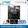 Machine de capsuleur de remplisseur d'isobare de Rinser de bouteille ronde d'animal familier