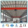 Kits de edificio porta ligeros industriales prefabricados del almacén de almacenaje del marco de la estructura de acero del hierro del metal
