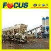 Planta de tratamento por lotes concreta do certificado Hzs60 do Ce do ISO, máquina de mistura concreta
