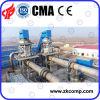 Horno rotatorio certificado Kiln/ISO rotatorio del horno de la arena de Ceramsite del lodo