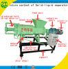 Séparateur de liquide solide pour l'élimination des déchets d'animaux