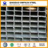 Tubo rectangular soldado negro de Ss400 Q235 de China