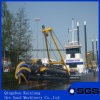 売出価格のために使用できるエンジニアが付いている油圧砂の吸引の浚渫船