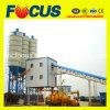 Planta de procesamiento por lotes por lotes concreta de la venta caliente de 60m3/H con el transportador de correa