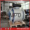 Flangeadas elenco válvula de esfera Munhão Steel ( Q347F )