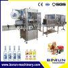 Höhere Geschwindigkeits-Schrumpfhülsen-Etikettiermaschine für verschiedene Flaschen