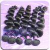 Super brasileño Wave Remy Hair Weave con Machine Weft