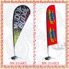 Abitudine della bandiera della bandierina della piuma della spiaggia del poliestere stampata (BN-23)