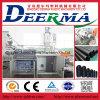 El PE instala tubos la cadena de producción máquina plástica de la pipa de agua del HDPE