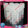 Tubos de congelación 1.5ml, 1.8ml, 5ml, 8ml del plástico disponible del laboratorio