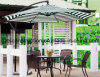 giardino Banana Cantilever Umbrella di 3m per Outdoor Furniture
