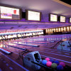 Bowlingspiel Sport für Bowling Equipment