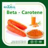 Bêta-carotène de vente chaud de bon ingrédient alimentaire fiable de fournisseur