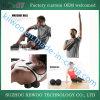 Sfera di Lacrosse di yoga della gomma di silicone
