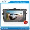 8 jugador del coche de la pulgada DVD para Toyota Corolla con el cuadro del Rds del iPod de Bluetooth en el cuadro GPS (z-2955Z)
