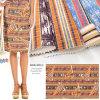 Ткань тканья дома ткани одежды полиэфира напечатанная жаккардом