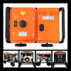 3kw Portable Diesel Generator Set mit Orange Tank