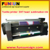 Dx7 Head (2.2mの1440dpi最も安い価格)のデジタルSublimation Fabric Printer