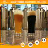 Ale, Lager-Bier, das Maschine/Malz-Brauerei-Geräte herstellt