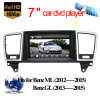 Multimedia Car de Mercedes-Benz Ml / Gl Radio Reproductor de DVD con Bluetooth + Audio + Radio (HL-8501GB)