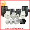 nella linea Misto-Scorre il ventilatore del condotto (HF100/HF125/HF150/HF200)