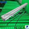 Arruela Tricolor impermeável da parede do diodo emissor de luz 24pcsx3w (SF-208)